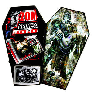 Rob Zombie HellBilly Deluxe 2 Coffin Box T-shirt